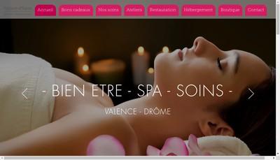 Site internet de Nature d'Eaux