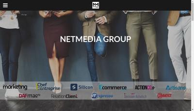 Site internet de Editialis Media
