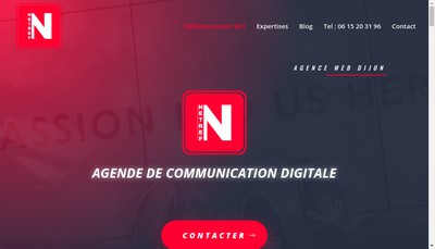 Site internet de Netref