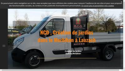 Site internet de NCO