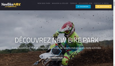 Site internet de NBP