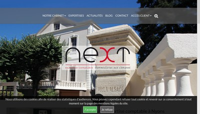 Site internet de Proexco