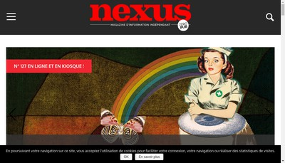 Site internet de Editions Mgmp