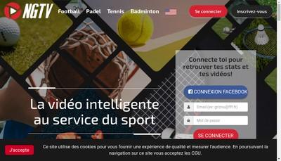 Site internet de Ngtv Experience