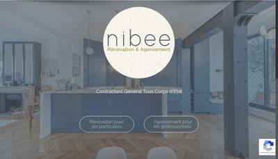 Site internet de Nibee