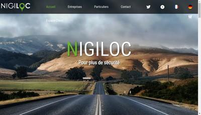 Site internet de Nigiloc