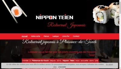 Site internet de Nippon Teien