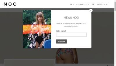 Site internet de Noo