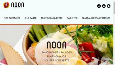 Site internet de High Noon