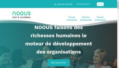 Site internet de Mc Conseils