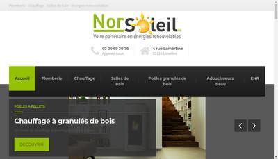 Site internet de Norsoleil