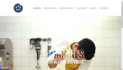 Site internet de Noz Images