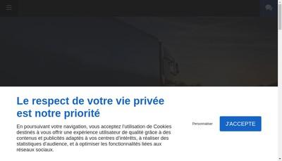 Site internet de Ntx
