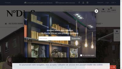 Site internet de N Dix8