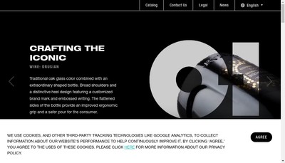 Site internet de OI Europe SAS