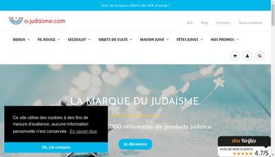 Site internet de O-Judaisme Com