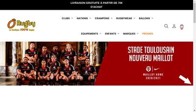 Site internet de Torb Sports Partners
