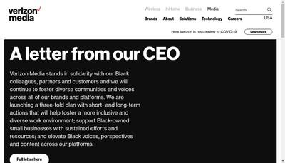 Site internet de Yahoo!