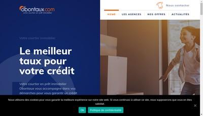 Site internet de Obontaux 49