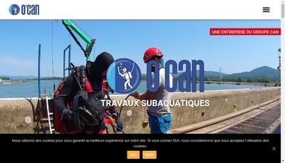 Site internet de O'Can