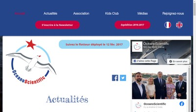 Site internet de Sailingone