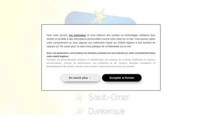 Site internet de Ocine