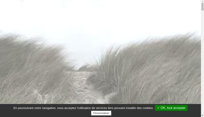 Site internet de Octobre SARL