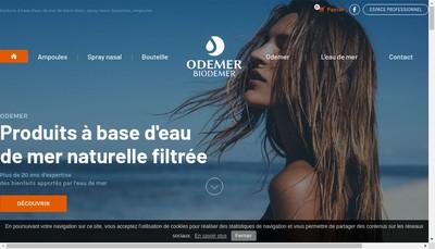 Site internet de Cmn Odemer