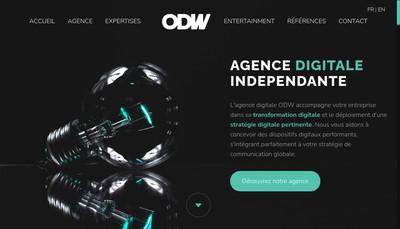 Site internet de Odw