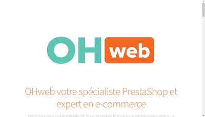 Site internet de Ohweb