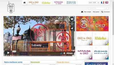 Site internet de Ok O