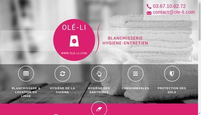 Site internet de Ole-Li