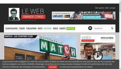 Site internet de Editions Dauvers