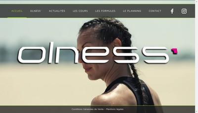 Site internet de Olness'