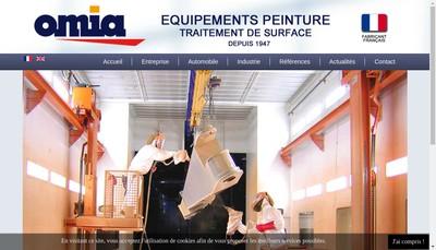 Site internet de OMIA