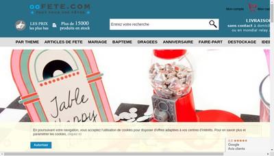 Site internet de PA 2 I