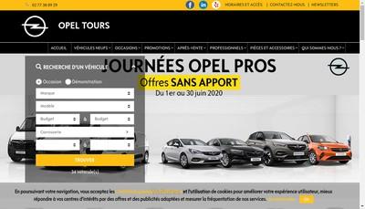Site internet de Kronos By Autosphere