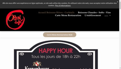 Site internet de Treja Bateau Blanc