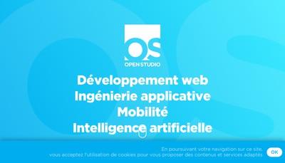 Site internet de Openstudio