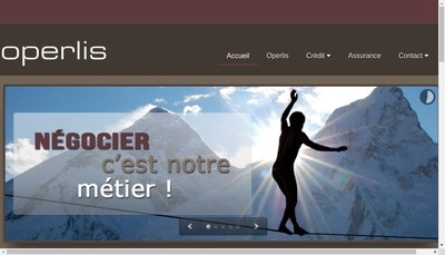 Site internet de Operlis