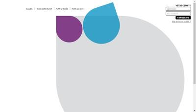 Site internet de Optia Finance