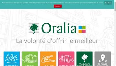 Site internet de Jean Couturier SA