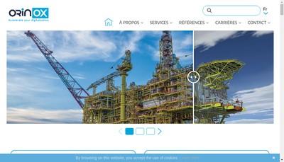 Site internet de Rg Services