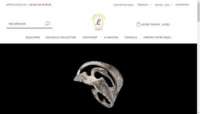 Site internet de Ornalys