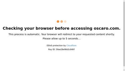 Site internet de Oscaro.Com