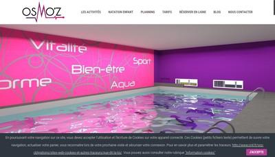 Site internet de Osmo'Z