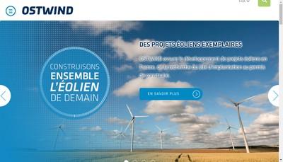 Site internet de Ostwind International