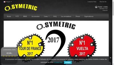 Site internet de Osymetric