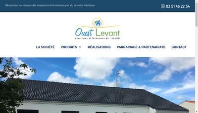 Site internet de Ouest Levant