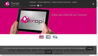 Site internet de Oyopi